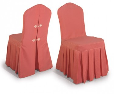 Provides high quality chair cloths to restaurants