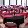 Derhao chuyên cung cấp và may khăn bàn nhà hàng tiệc cưới