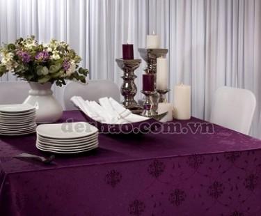 Derhao – chuyên sản xuất may khăn trải bàn nhà hàng khách sạn