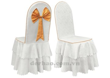 Chair Cloth for Wedding Banquet